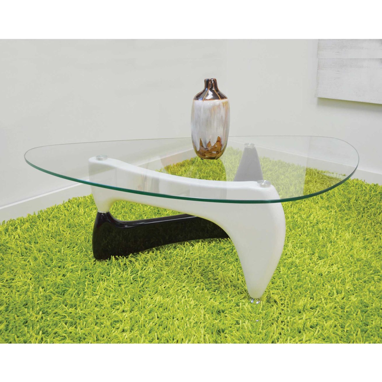 Mermaid coffee table home deco black white coffee table geotapseo Image collections